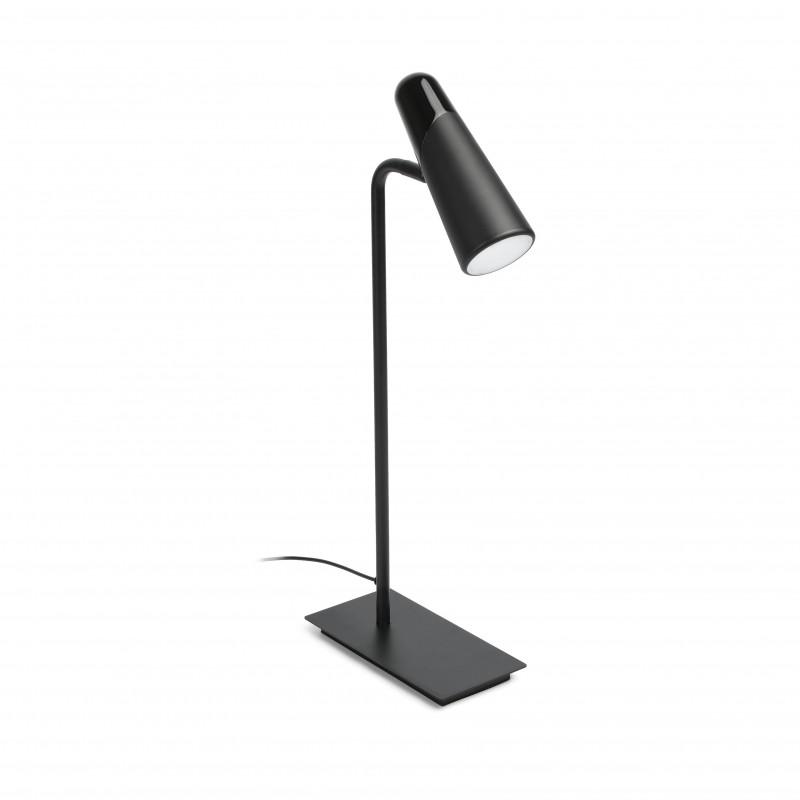 LAO LED Lampe de table noire