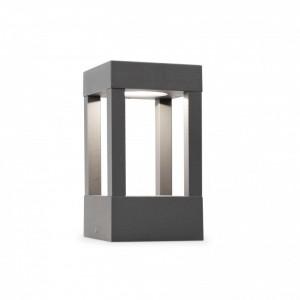 AGRA LED Lampe balise gris foncé