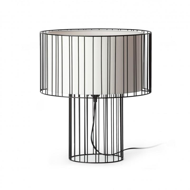 LINDA Lampe de table noir