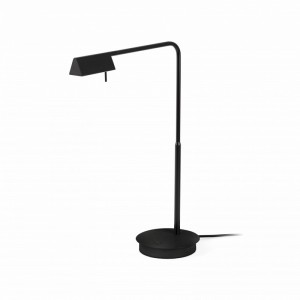 ACADEMY LED Lampe de table noire