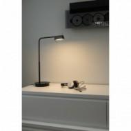 ACADEMY LED Lampe de table noire