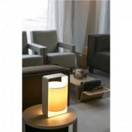 LULA-P Lampe de table blanche