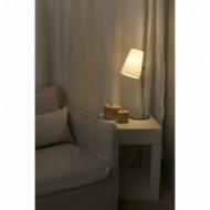 LUPE Lampe de table chrome
