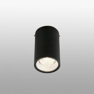 REL-G LED Plafonnier noir