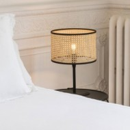 MAMBO Lampe de table noire