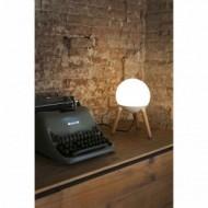 MINE Lampe de table blanche