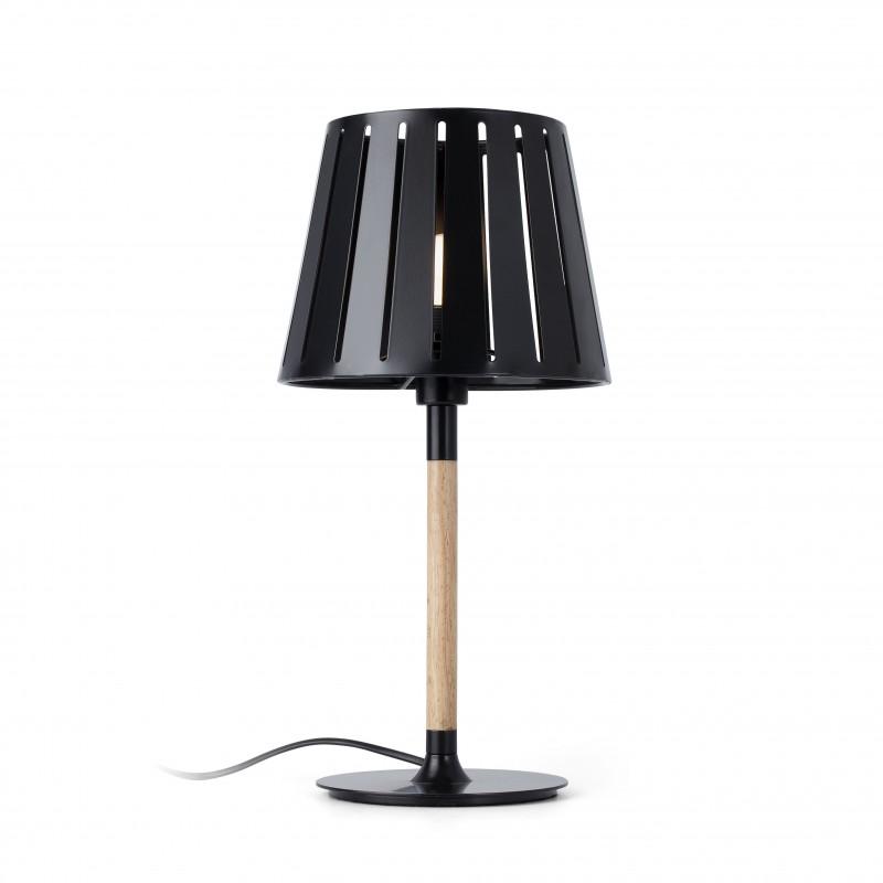 MIX Lampe de table noir
