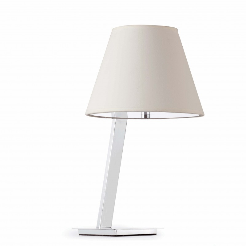 MOMA Lampe de table blanc