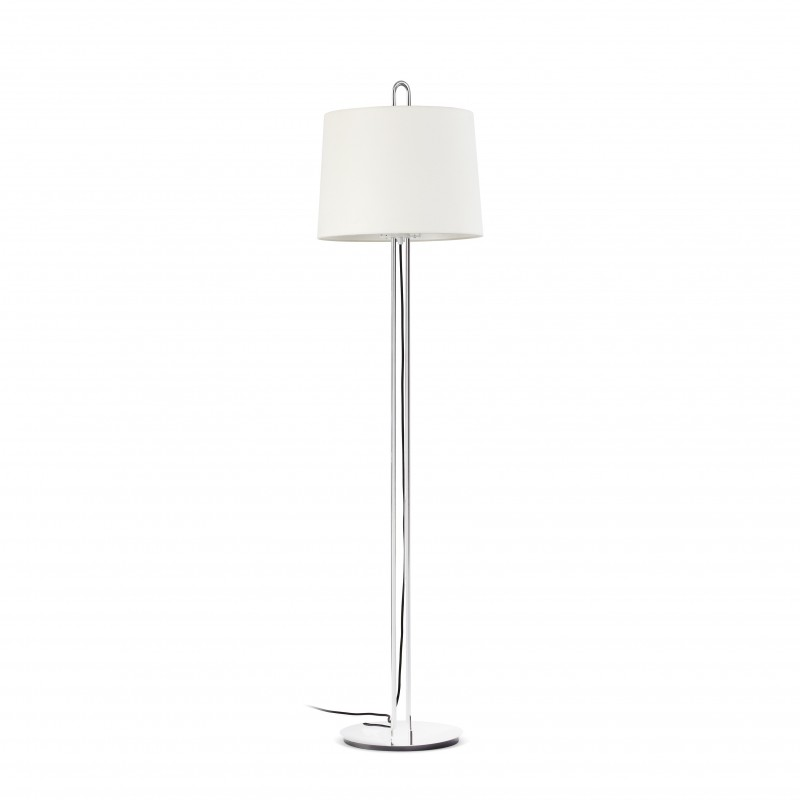 MONTREAL Structure lampadaire chrome