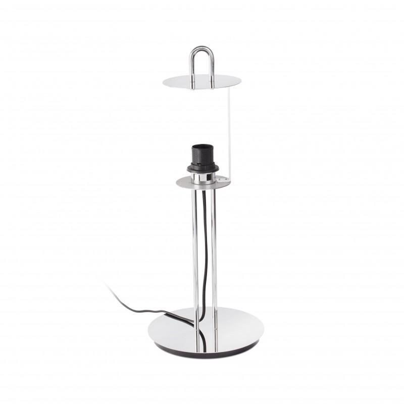 MONTREAL Structure lampe de table chrome