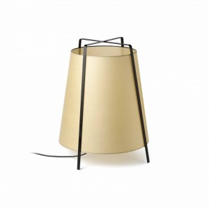 AKANE-G Lampe de table beige