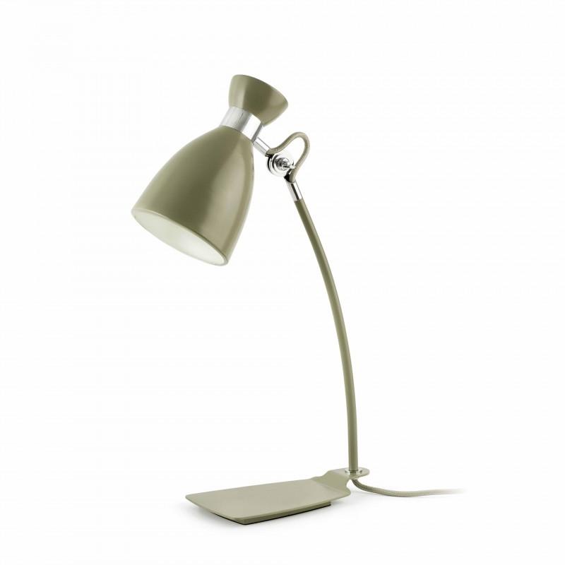 RETRO Lampe de bureau vert