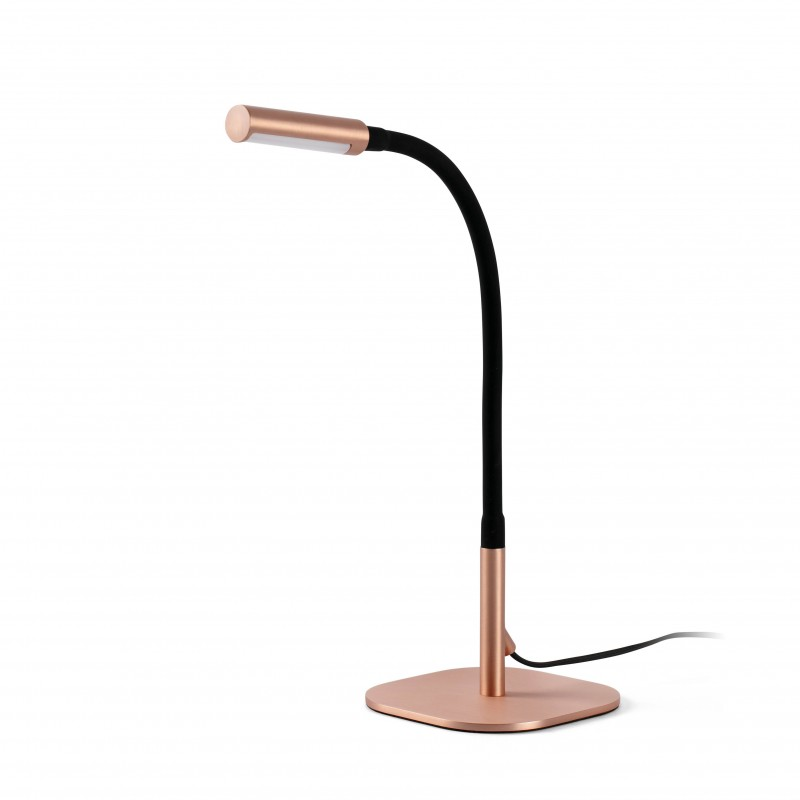 SERP LED Lampe de table cuivre