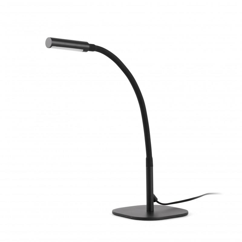 SERP LED Lampe de table noire