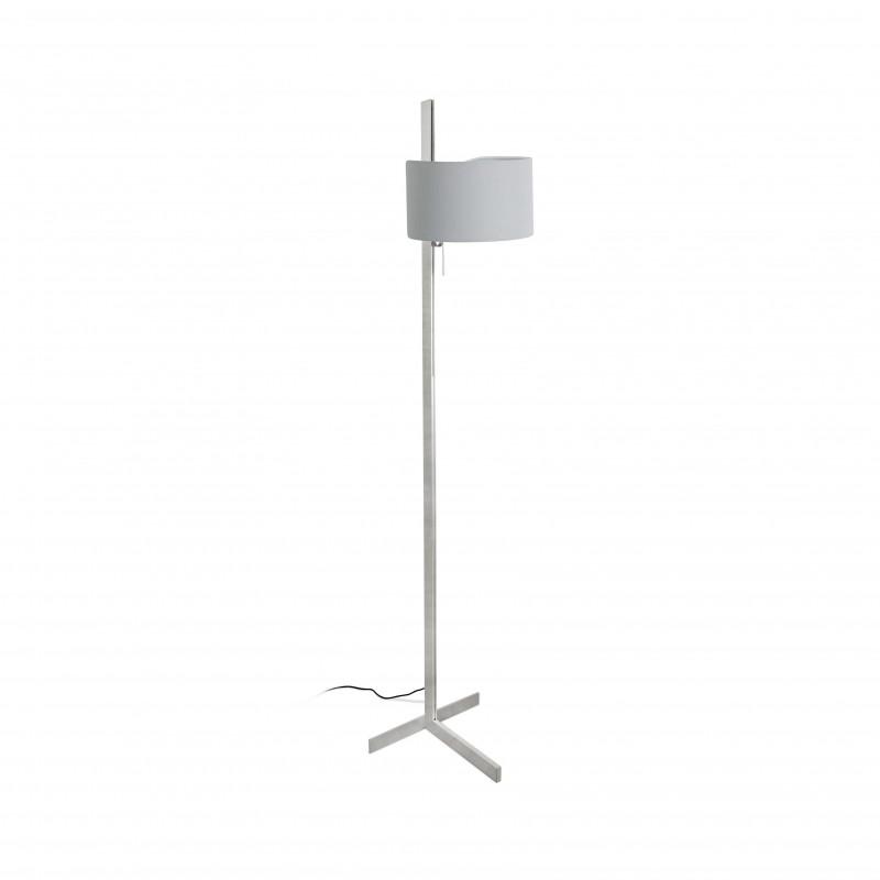STAND UP Lampadaire aluminium et gris