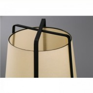 AKANE-P Lampe de table beige