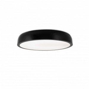 COCOTTE LED Plafonnier noir