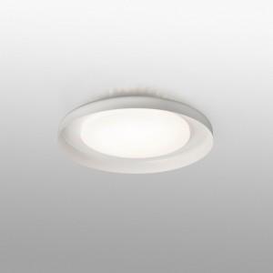 DOLME LED Plafonnier blanc