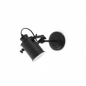 LIST Lampe applique noir