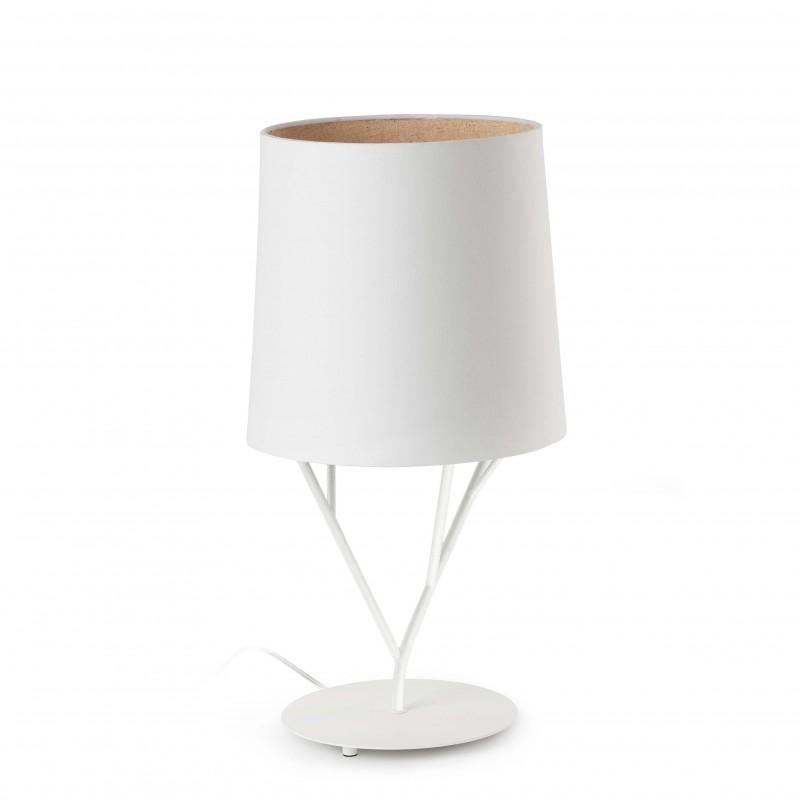 TREE Lampe de table blanche 1L