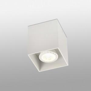 TECTO-1 Plafonnier blanche GU10