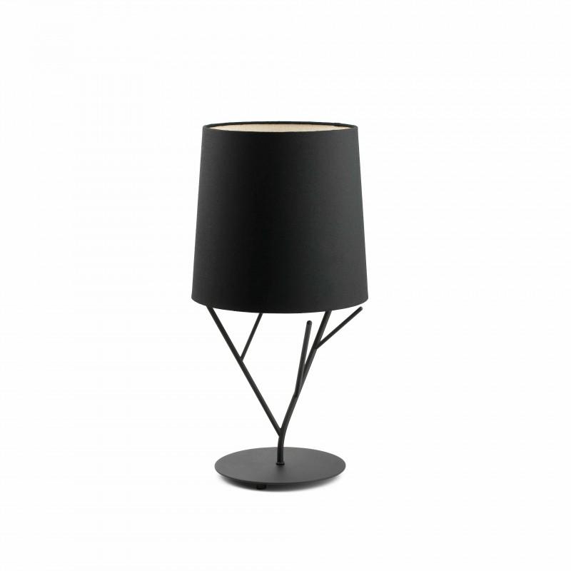 TREE Lampe de table noir 1L