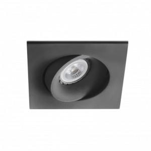ARGÓN-C Lampe encastrable noire