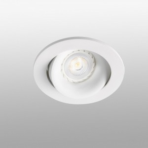 ARGÓN-R Lampe encastrable blanc