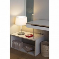 VOLTA Lampe de table blanche