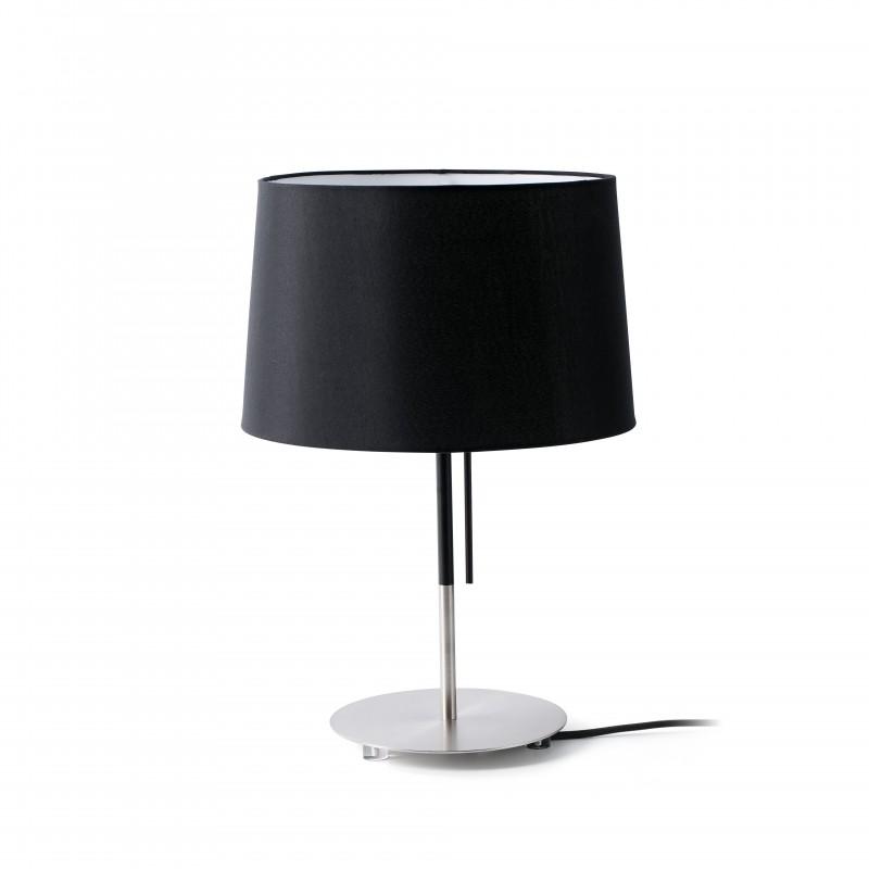 VOLTA Lampe de table noire