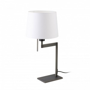 ARTIS Lampe de table bronze