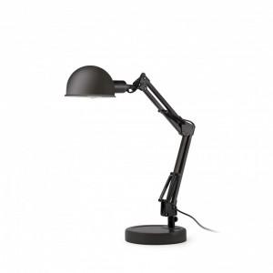 BAOBAB Lampe de bureau noir