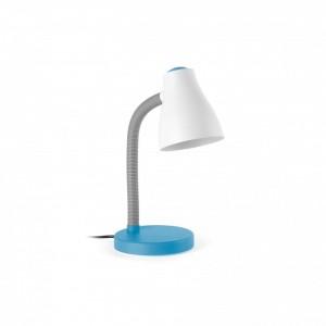 BOB Lampe de bureau bleue
