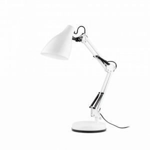 GRU Lampe de bureau blanche