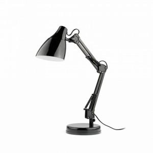 GRU Lampe de bureau noir
