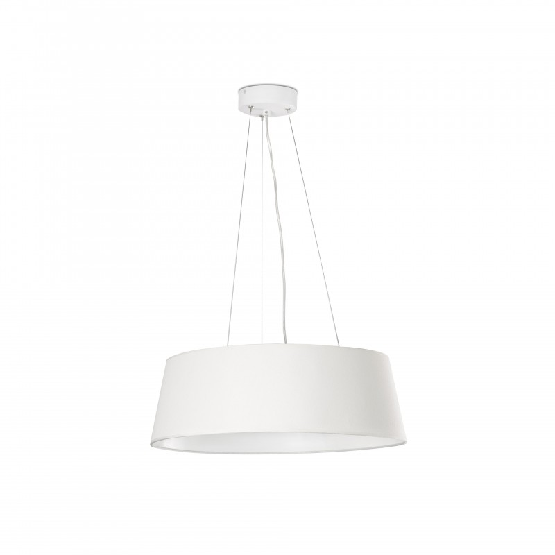 AINA LED Lampe suspension blanche