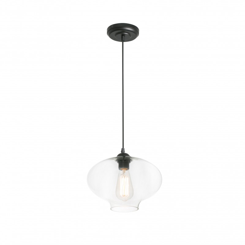 ALMA Lampe suspension transparent