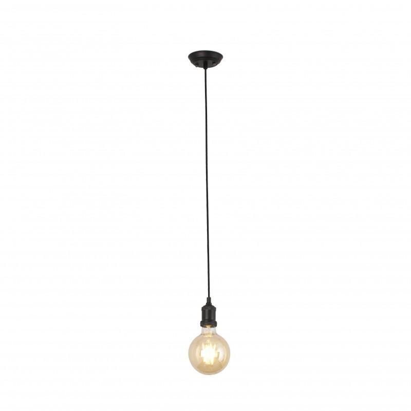 ART Lampe suspension noir