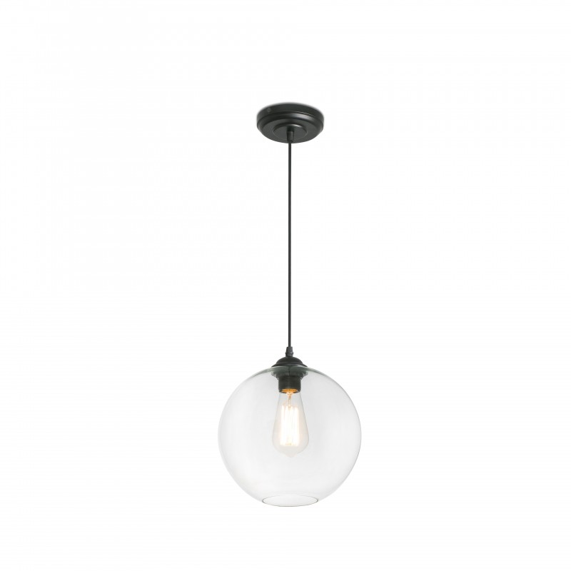 CLARA Lampe suspension transparent