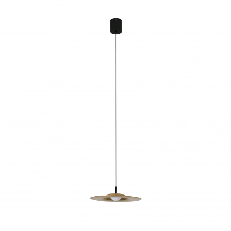 COSMOS LED Lampe suspension laiton