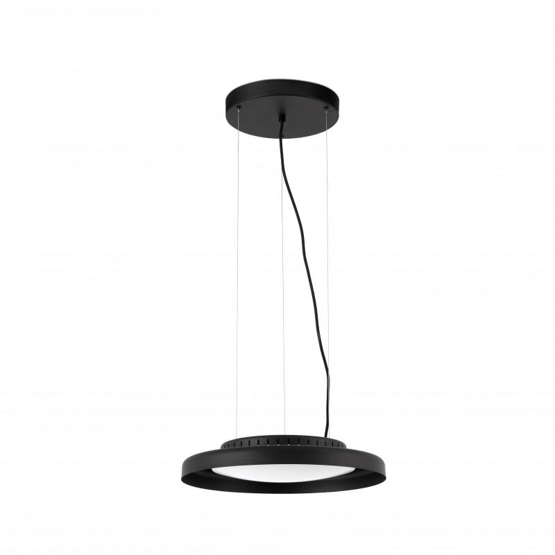 DOLME LED Lampe suspension noire