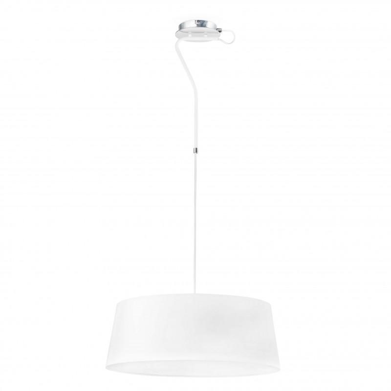 HOTEL Lampe suspension blanc 3L