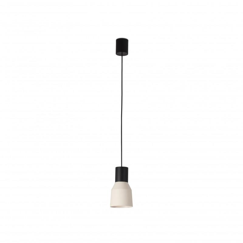 KOMBO Lampe suspension beige Ø120