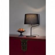 BERNI Lampe de table noire