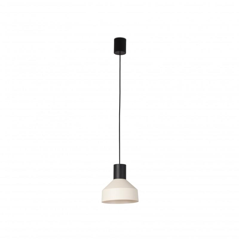 KOMBO Lampe suspension beige Ø200