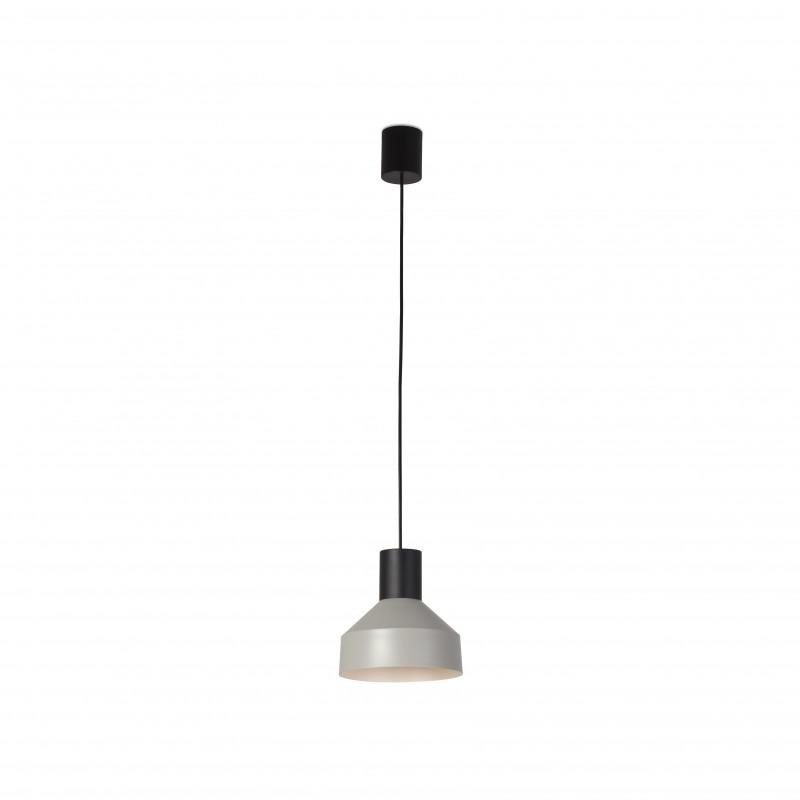 KOMBO Lampe suspension gris Ø200