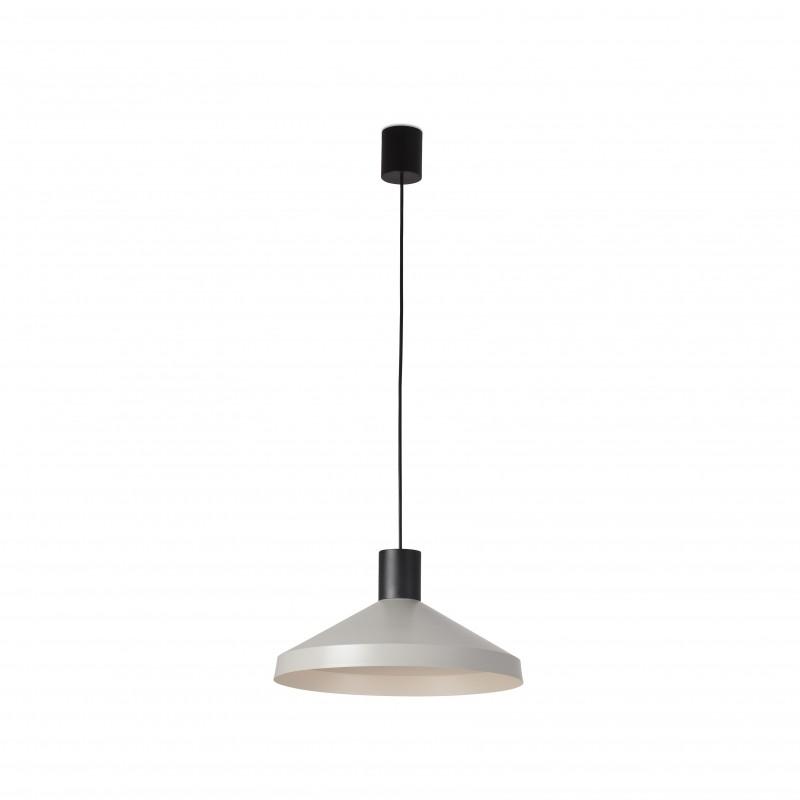 KOMBO Lampe suspension gris Ø400