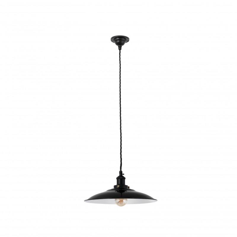 LANG Lampe suspension noire