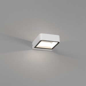 AXEL LED Lampe applique blanche