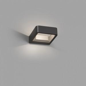AXEL LED Lampe applique gris foncé